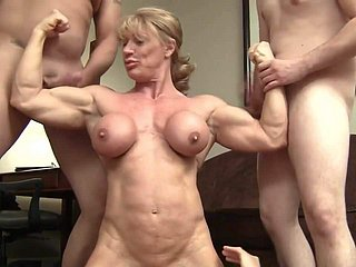 Mulheres musculares